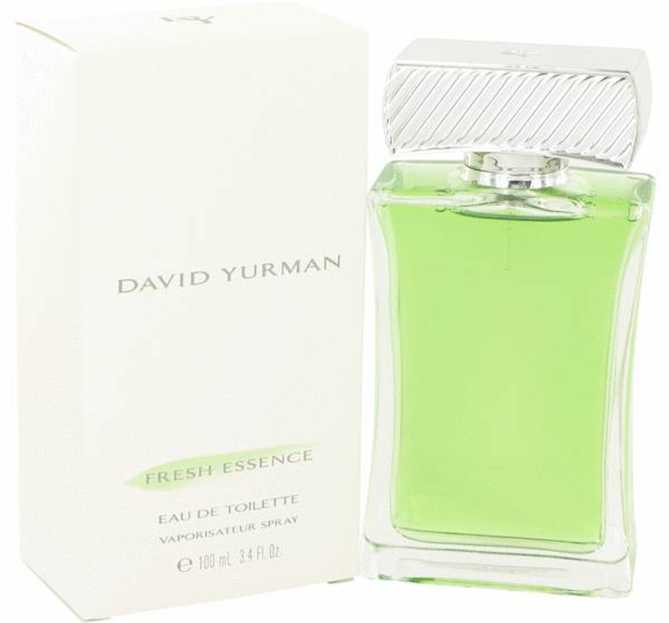 David Yurman Fresh Essence Womens by David Yurman Edt Sp 3.4 oz