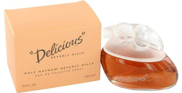 Delicious by Gale Hayman For Women Edt Sp 3.3 oz