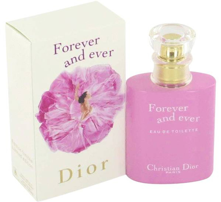 Dior Forever & Ever by Christian Dior For Women Edt Sp 3.4 oz