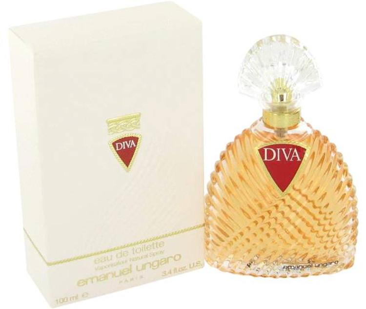 Diva Pepite by Emanuel Ungaro Edp Sp (New) 3.4 oz