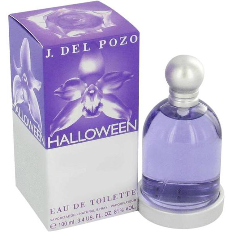 Halloween by J. Del Pozo For Women Edt Sp 3.4 oz