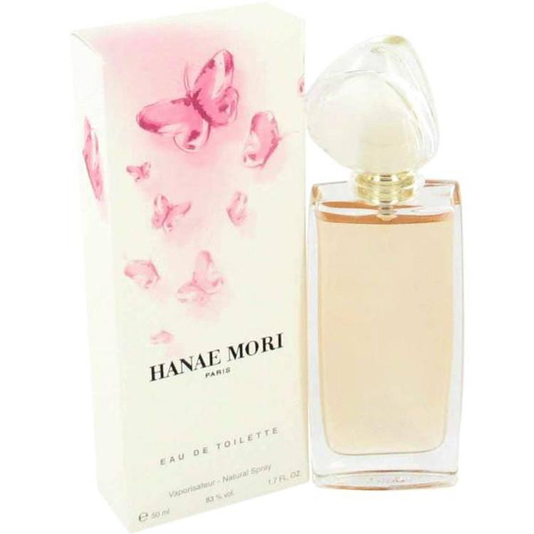 Hanae Mori Womens Perfume by Hanae Mori Edp Sp 1.7 oz