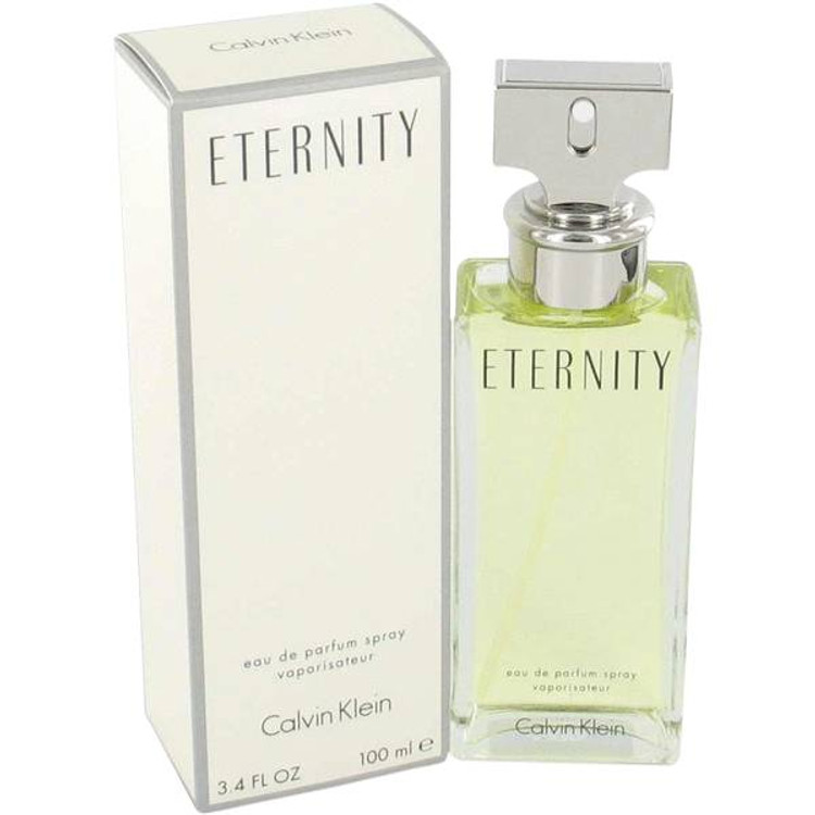 Eternity by Calvin Klein For Women Edp SP 3.4 oz