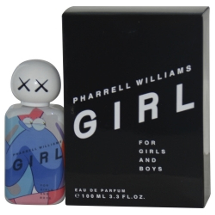 Pharrell Williams Girl by Pharrell Williams For Women Eau De Parfum Spray 3.3 oz