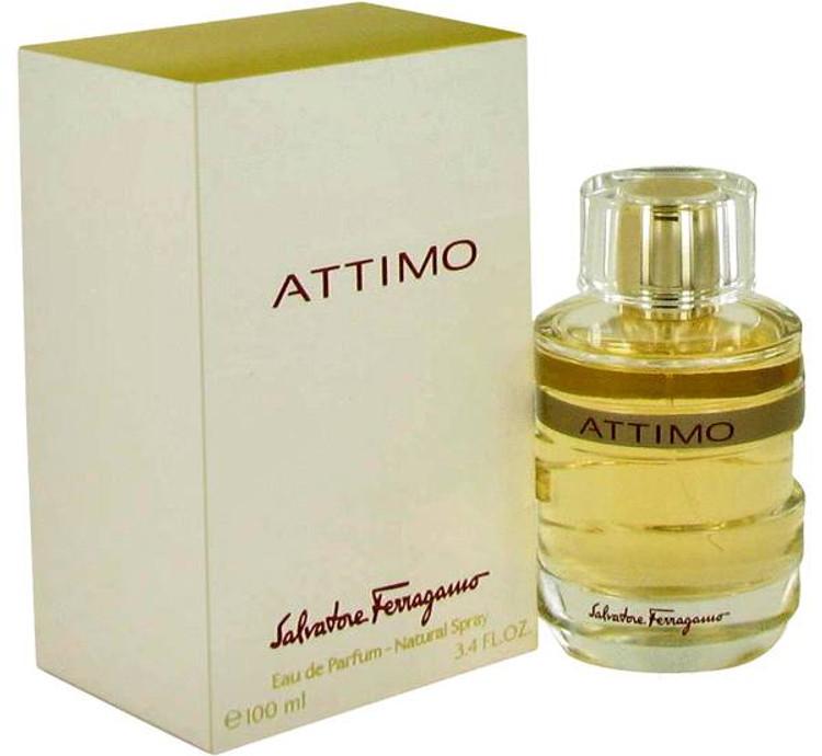 Attimo by Salvatore Ferragamo For Women's Eau De Parfum Spray 3.4 oz.
