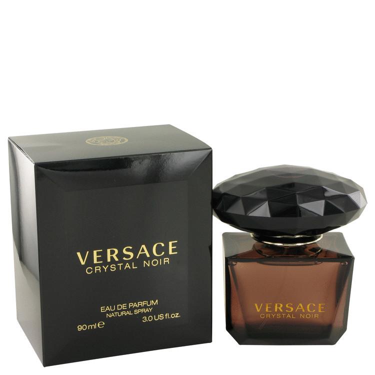 Versace Crystal Noir for Women 3.0oz Edp Sp