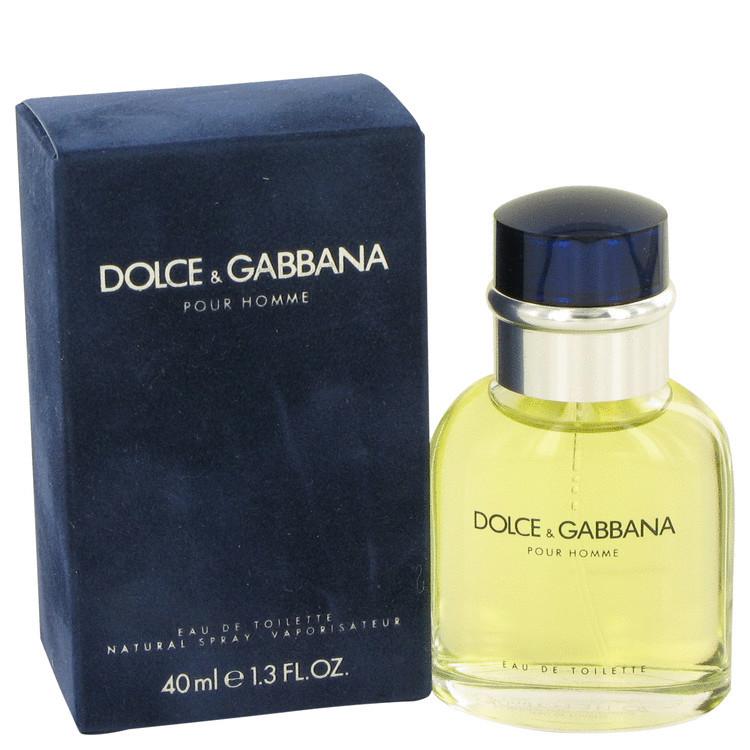 DOLCE & GABBANA FOR MEN EDT SPRAY 4.2 oz
