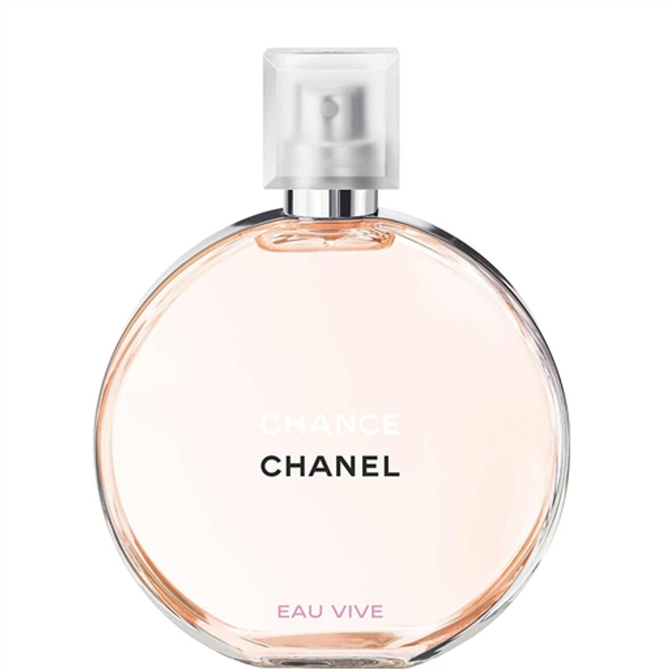 Chanel Chance Eau Vive Eau de Toilette Spray 3.4 oz.
