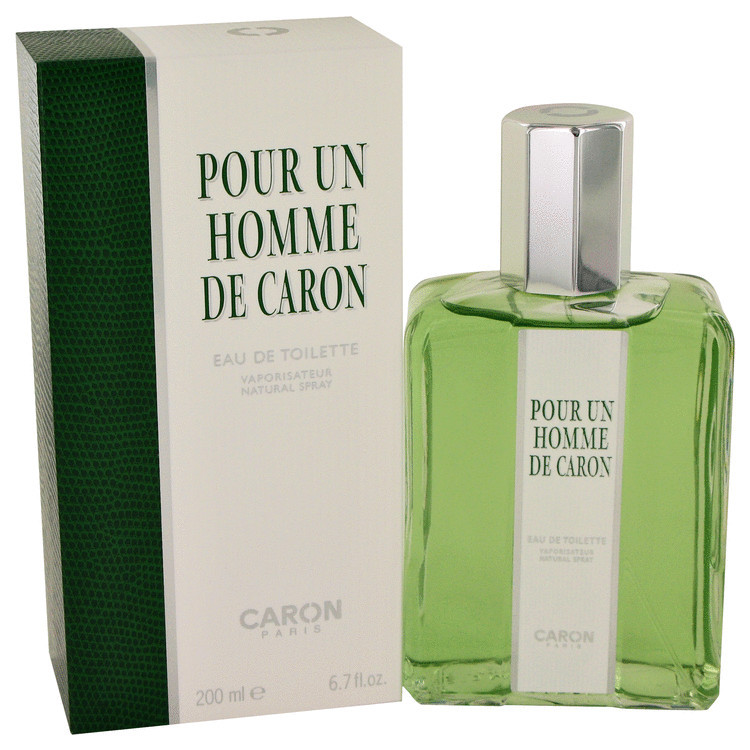 CARON POUR HOMME by Caron 6.7 oz for Men EDT Spray