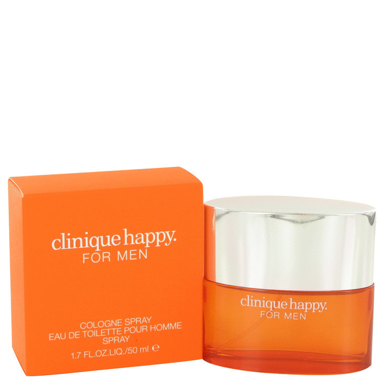 CLINIQUE HAPPY by Clinique 1.7 oz COLOGNE Men's Spray
