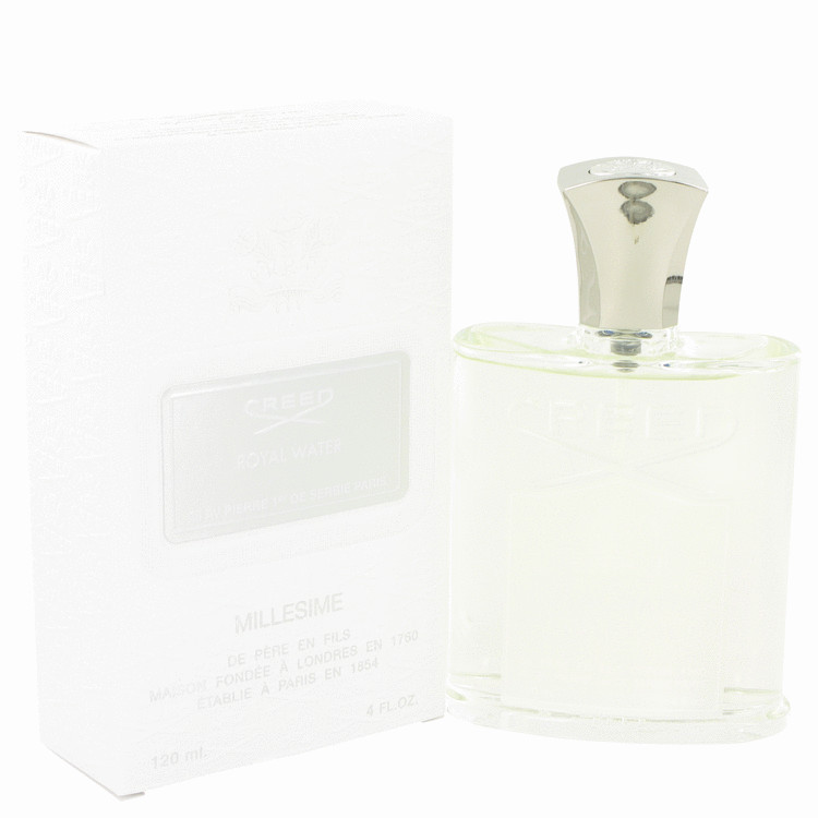 CREED ROYAL WATER for Men by CREED 4 oz EDT Spray