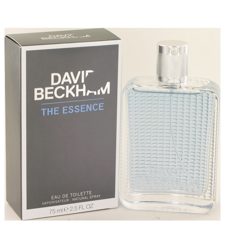 DAVID BECKHAM THE ESSENCE by David Beckham 2.5 oz for Men EDT Spray