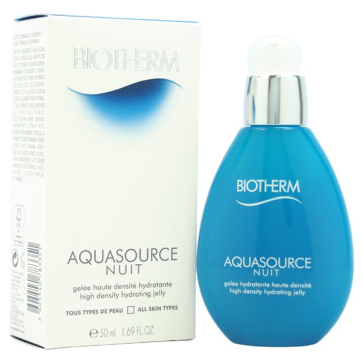 Biotherm Aquasource Night Hydrating Jelly 1.69 oz Eye Hydra - Massager