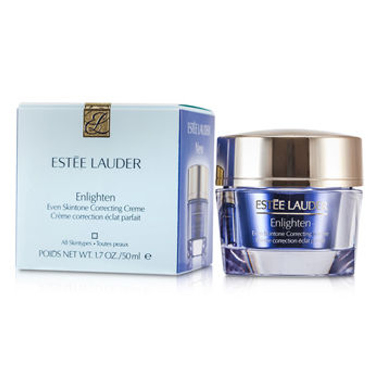 Estee Lauder Enlighten Even Skintone Correcting Creme 1.7 oz All Skin Types