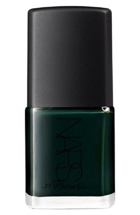 NARS 3.1 Philip Lim Nail Polish Shutter 0.25 oz Deep Green