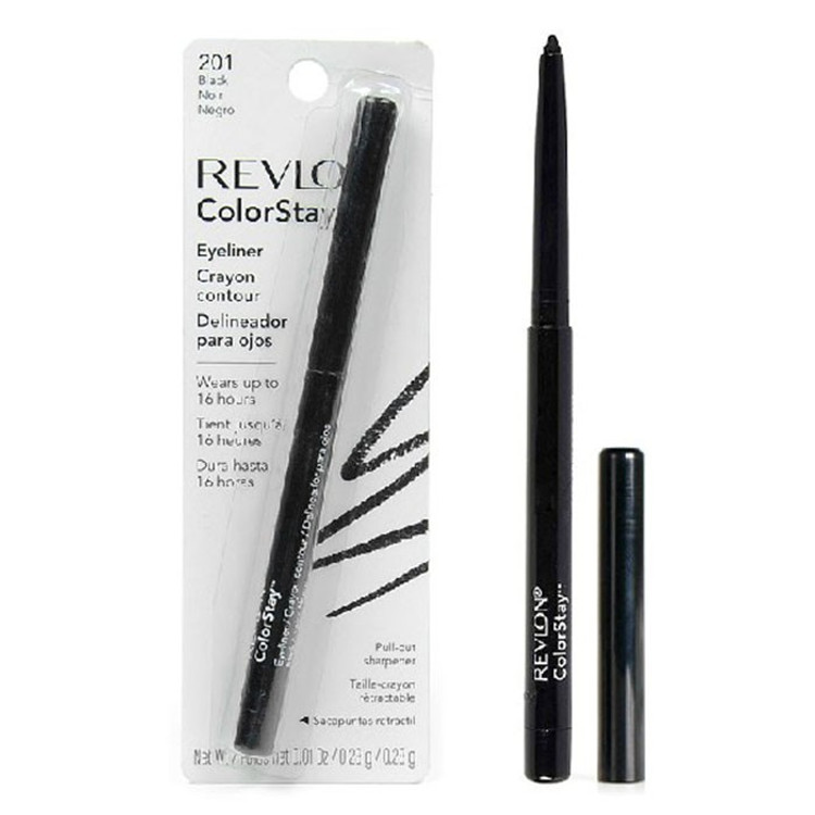 Revlon ColorStay Eyeliner Pencil Black 0.01 oz