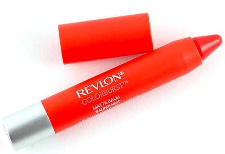 Revlon ColorBurst Matte Lip Balm Audacious 0.09 oz