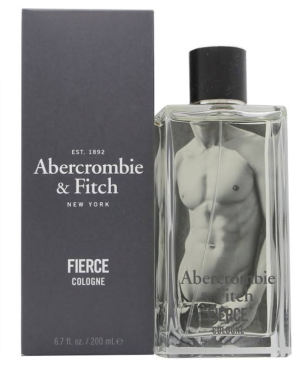 Abercrombie & Fitch Fierce For Men Cologne Spray - 6.7 fl oz bottle