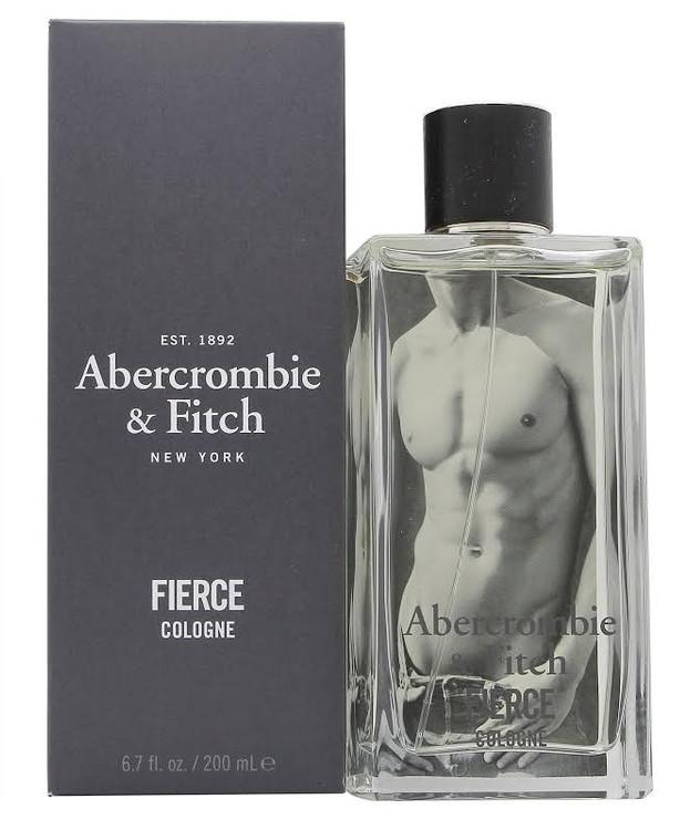 Men's Abercrombie & Fitch Fierce Cologne Spray 6.7 oz