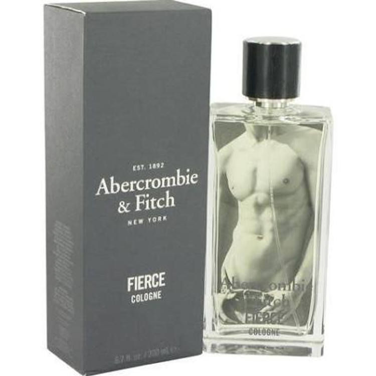 Fierce Cologne by Abercrombie Fitch for Men 6.7 oz Spray
