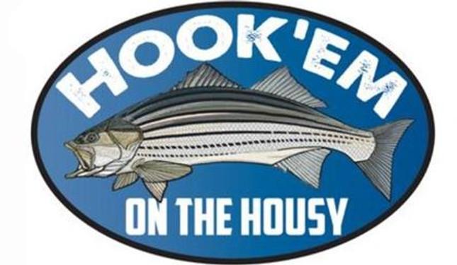 """Hook'em on the Housy"" Fishing Tournament"