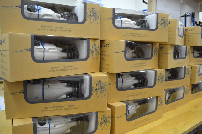 First Bixpy Jets on their way!