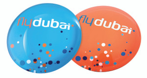 flydubai Dot Pattern Magnet Set