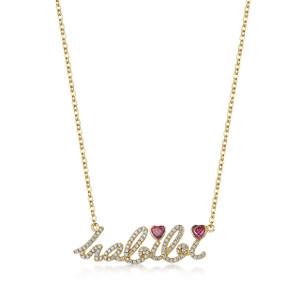 Habibi Necklace by Fervor Montréal