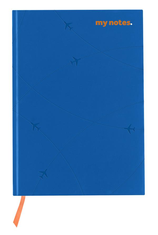 flydubai notebook - Blue