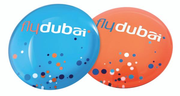 flydubai Dot Pattern Magnet Set