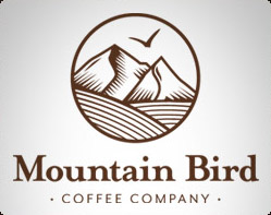 Mountain Bird coffee Logo