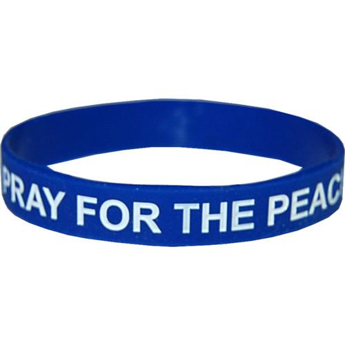 Pray for the Peace of Jerusalem Bracelet