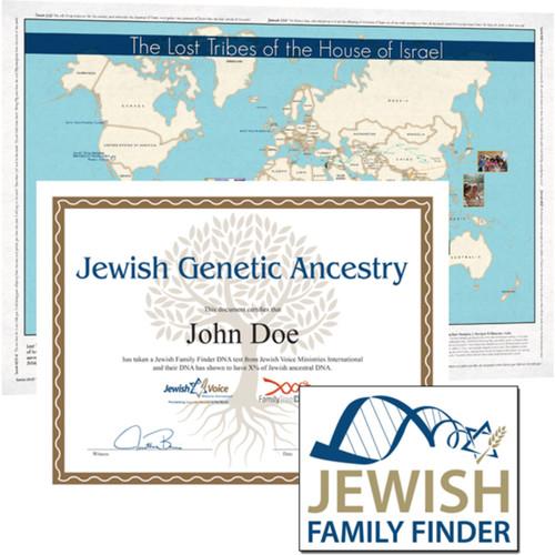 Family Finder DNA Kit Package (1967)