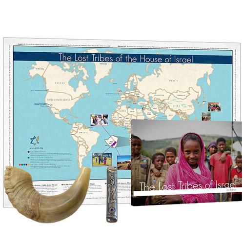Ram's Horn Shofar Package (2078)