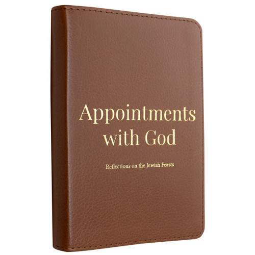 Appointments with God: Reflections on the Jewish Feasts (9286)