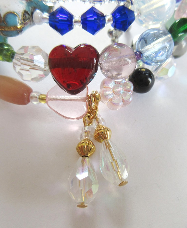 The earrings Musetta sell's for medicine.
