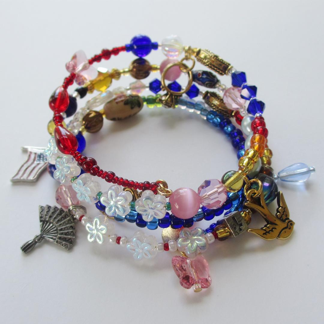 Madama Butterfly Opera Bracelet