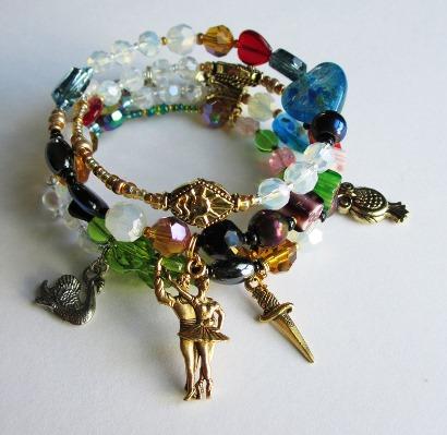 Swan Lake Ballet Bracelet