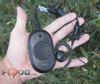 The Motorola CLP 1010 two way radio is small, compact and weighs a mere 2.38 ounces with a battery.
