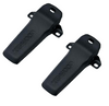 The replacement belt clip for Kenwood TK-3130, TK-3131, and TK-3230 Pro Talk two-way radios is a spring action clip designed to reduced wear and improved usability. SOLD IN PAIRS