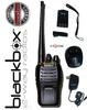 Blackbox Bantam UHF Two Way Radio. ... The Bantam UHF radio has frequency range of 400 to 470MHz - Free Shipping