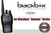 This Bantam by BlackBox has PC Program Freqs, PL, DPL plus 3 Programmable Buttons: Voice Encryption Function, Alarm Function, Whisper Transmit Function, High/Low Power