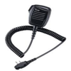 Icom HM-159L Speaker Microphone with screw down connector is HEAVY DUTY construction and incrediably durable.