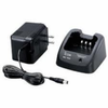 BC-160 icom rapid charger has an indicator light, sturdy base, and AC power adapter - includes BC-145A Power Supply