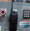 The 3402 Kenwood business radio is also loaded with features such as voice scrambling for added privacy, hands-free (VOX) operation(when used with optional accessories), and channel scan.