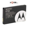 Motorola CLP Series BT 60 Standard Replacement Battery for the CLP1010 and CLP-1040.