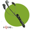 Tiny push-to-talk microphone conveniently clips to collar or sleeve. The 53866 Push-to-talk button makes it easy to talk without removing radio from belt. Compatible with Motorola Spirit M, AX, XTN, CLS and DTR Series radios.