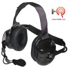 Klein OEM Titan Dual Muff Headset is Made in USA, sealed push-to-talk with dB reduction rated earshells. Includes K-Cord™