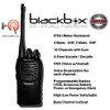 BlackBox Plus two way radios are designed for the professional. With their all-metal chassis and military-ready specs, these radios are built to last.