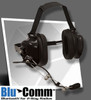 Klein Electronics presents the Titan™ OEM™ BluComm Bluetooth Noise Canceling Headset with Boom Microphone and Dual Ear Muff Style. This unit can also be hard wired to most radios for an additional cost.